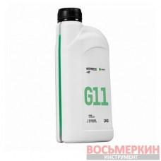 Жидкость охлаждающая низкозамерзающая Антифриз G11 -40 1 кг 110329 Grass