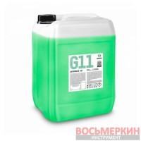 Жидкость охлаждающая низкозамерзающая Антифриз G11 -40 20 кг 110349 Grass