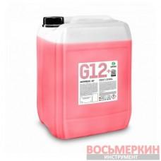 Жидкость охлаждающая низкозамерзающая Антифриз G12+ -40 20 кг 110350 Grass