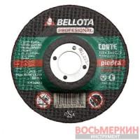 Диск отрезной по камню 125 х 3 мм 50302-125 Bellota