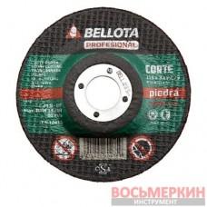 Диск отрезной по камню с изогнутой ступицей 180 х 3 мм 50302-180 Bellota