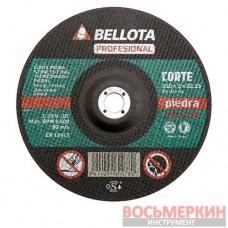 Диск отрезной по камню с изогнутой ступицей 230 х 3 мм 50302-230 Bellota