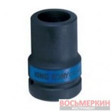 Головка ударная 1 внутренний квадрат для футорок колес 21 мм 853421M King Tony