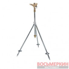 Штатив с пульсирующим оросителем комплект 35 м РН 3/4 GKV604424SGZSET1 Bradas