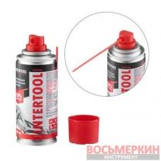Смазка проникающая универсальная аэрозоль 100 мл FS-4010 Intertool