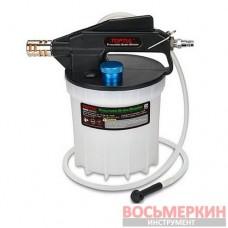 Приспособление для откачки тормозной жидкости пневматическое JEDF01B0E Toptul