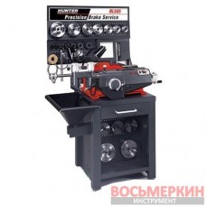 Cтанок для проточки тормозных дисков и барабанов HunterPro c набором адаптеров Elite 20-2615-1 BL10EL Hunter