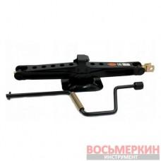 Домкрат механический ромб 2 т с ручкой-воротком и головкой 19 мм RF-110A Rock Force