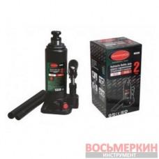 Домкрат бутылочный с клапаном 2 т RF-T90204 Rock Force