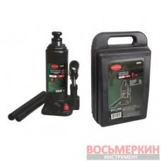 Домкрат бутылочный с клапаном S 2 т RF-T90204-S Rock Force