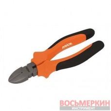 Бокорезы с комбинированной рукояткой 180 мм Premium 40-028 Miol
