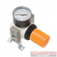Регулятор давления воздуха с индикатором Profi 1/4 Fx1/4 F 0-16 bar RF-704214 Rock Force