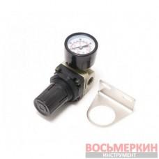 Регулятор давления воздуха с индикатором 1/4f-1/4M 0-10bar F-AR2000-02(F-2000-02) Forsage