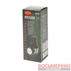 Регулятор давления воздуха с индикатором 1/4f-1/4M 0-10bar RF-AR2000-02 Rock Force