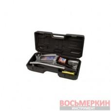 Домкрат гидравлический подкатной 2т 7,5кг 342мм в ящике 80-111 Miol