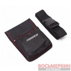 Сумка для инструментов поясная с одним карманом F-02R066 Forsage