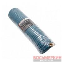 Шланг витой полиуретановый 10мм х 14мм х 10м с быстроразъемами латунь макс давление 15bar F-1410-10M Forsage