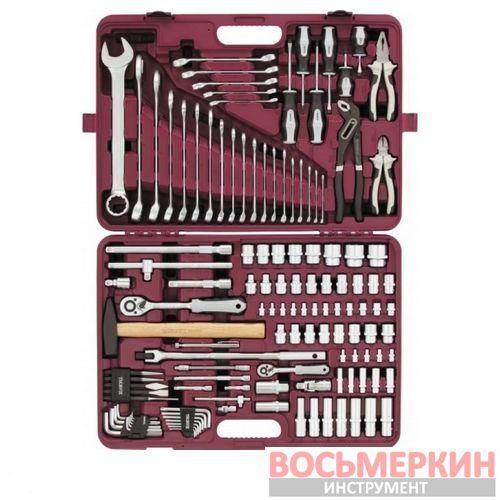 Набор инструмента универсальный 1/4 1/2 127 предметов UTS0127 Thorvik