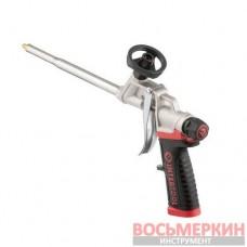 Пистолет для пены с тефлоновым покрытием держателя баллона и 4 насадки профессиональный PT-0609 Intertool
