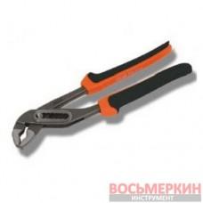 Клещи переставные с комбинированной рукояткой Мо 240 мм PREMIUM 41-510 Miol