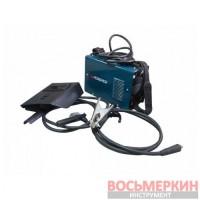 Сварочный инвертор 20-200А электрод 1.6-4мм 220В с комплектом аксессуаров F-MMA200 Forsage