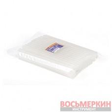 Комплект прозрачных клеевых стержней 11,2х200мм, уп. 1кг 73-100 Miol