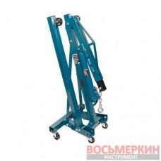 Кран гидравлический 1 т складной высота подъема 2200 мм длина стрелы 870-1140 мм F-31002X Forsage