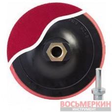 Крепежная платформа для кругов 125мм М14 10мм F-40-560 Miol