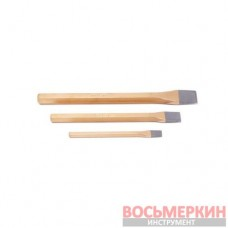 Зубило с шестигранным основанием 8 мм длина 140 мм RF-6028140H Rock Force