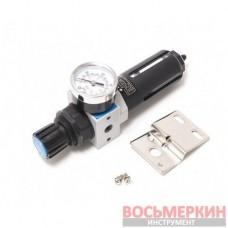 Фильтр-регулятор с индикатором давления для пневмосистем 1/8 RF-EW2000-01 Rock Force