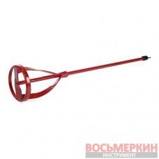 Миксер для краски 80 мм х 400 мм 09-080 Miol