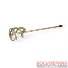 Миксер для сухих смесей 80 мм х 400 мм 09-095 Miol