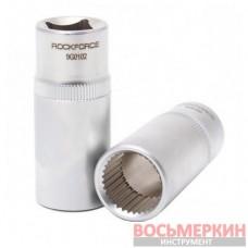 Головка для ТНВД Mercedes Benz 33-гранная 1/2 на пластиковом держателе RF-9G0121 Rock Force