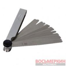 Набор щупов для измерения зазоров 20шт 15-200 Miol