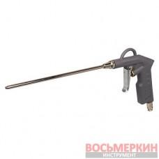 Пистолет продувочный короткий с дополнительным наконечником 210 мм 81-510 Miol