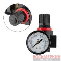 Регулятор давления 1/2 0,5-8 бар PT-1426 Intertool