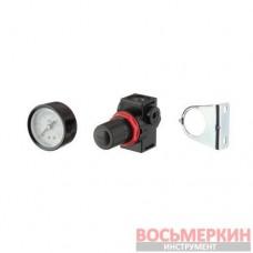 Регулятор давления 1/4 0,5-8 бар PT-1425 Intertool