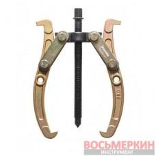 Съемник двухлапый переставной 3 диаметр захвата 75 мм длина лап 75 мм лапы S-образные PA-020203Y Partner