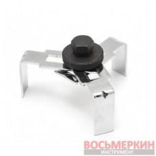Ключ для снятия крышки топливного насоса с 3-мя регулируемыми захватами под ключ 24 мм в блистере F-9G0713A Forsage
