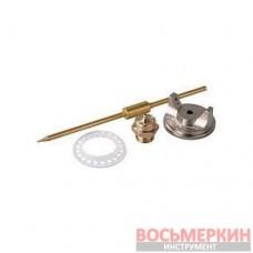 Ремкомплект проф.для пневмопистолета, 4шт 2,5мм 80-965 Miol