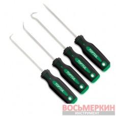 Набор миниатюрных крюков 4ед. GAAR0401 TOPTUL