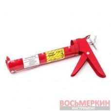Пистолет для герметика полуоткрытый туба 380 гр PA-8003-380 Partner