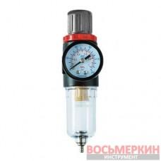 Фильтр очистки воздуха с регулятором 1/4 AFR2500 Airkraft