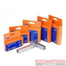 Скобы для степлера 10х11,3х0,7мм,1000шт. 72-163 Miol