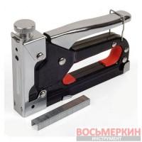 Степлер мебельный с регулятором скоба от 4 до 14 мм 71-050 Miol
