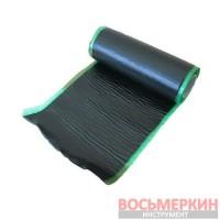 Сырая резина 3 мм РЕЖЕМ ширина 22 мм Vultec на зеленой пленке