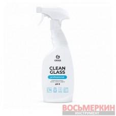 Очиститель стекол и зеркал Clean Glass Professional 600 мл 125552 Grass
