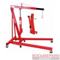 Кран гидравлический складной 2000 кг 1TS0201A Shiningberg