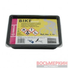 Набор для ремонта бескамерных шин Ferdus Bike