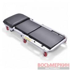 Подкатной лежак автослесаря 2в1 Siker